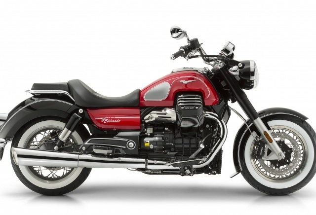 2017 Moto Guzzi Eldorado in Greensboro, North Carolina