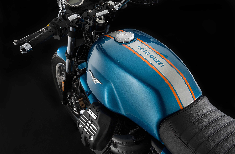 2017 Moto Guzzi V7 III Special ABS in Brea, California