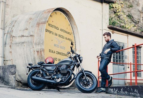 2017 Moto Guzzi V9 Bobber in Goshen, New York - Photo 15