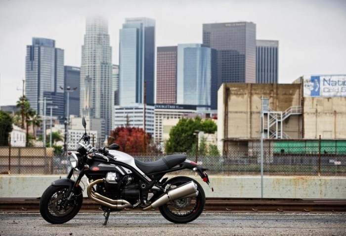 2017 Moto Guzzi Griso 1200 in San Jose, California