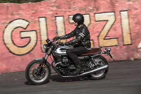 2017 Moto Guzzi V7 III Anniversario in Fort Collins, Colorado