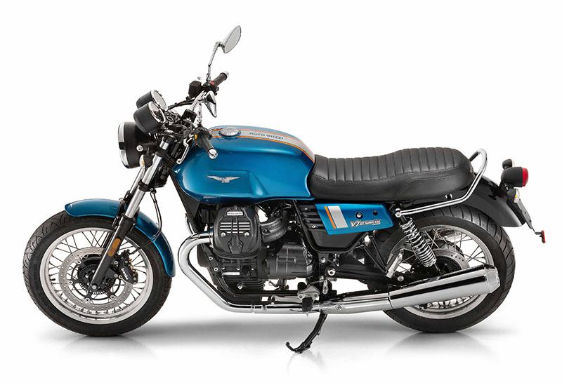 2017 Moto Guzzi V7 III Special ABS in Greensboro, North Carolina