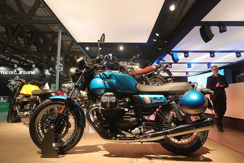 2017 Moto Guzzi V7 III Special ABS in Middleton, Wisconsin