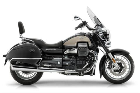 2017 Moto Guzzi California 1400 Touring ABS in Wayne, New Jersey