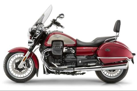 2017 Moto Guzzi California 1400 Touring ABS in Tulsa, Oklahoma