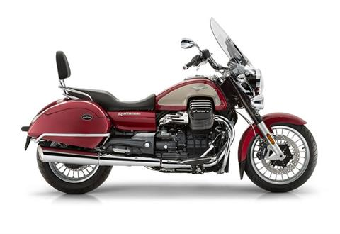2017 Moto Guzzi California 1400 Touring ABS in Woodstock, Illinois