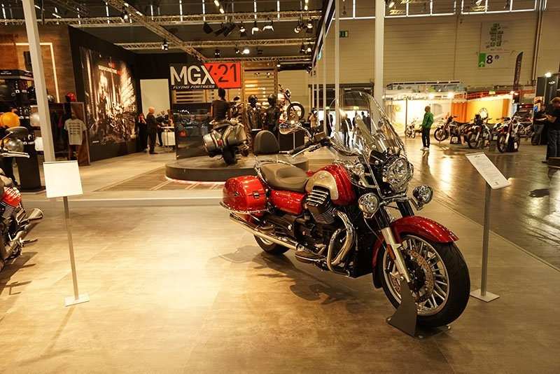 2017 Moto Guzzi California 1400 Touring ABS in Edwardsville, Illinois