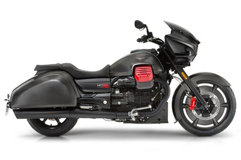 2017 Moto Guzzi MGX-21 Flying Fortress in Edwardsville, Illinois