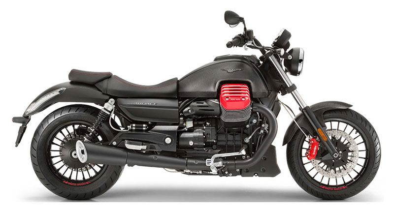 2018 Moto Guzzi Audace Carbon in West Chester, Pennsylvania