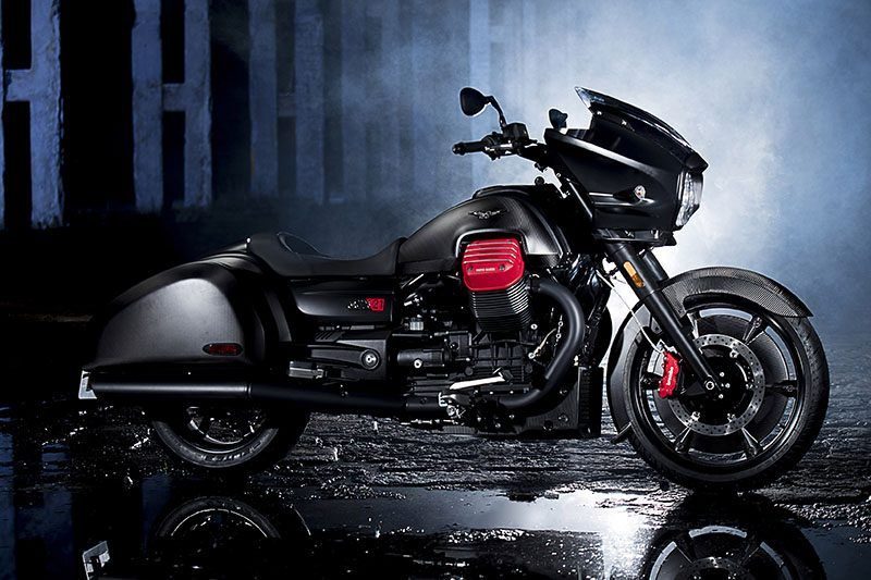 2018 Moto Guzzi MGX-21 in Greensboro, North Carolina
