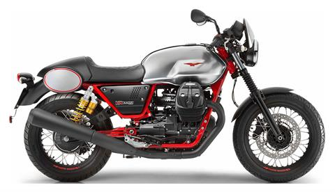 2018 Moto Guzzi V7 III Racer in West Chester, Pennsylvania