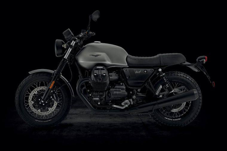 2018 Moto Guzzi V7 III Rough in West Chester, Pennsylvania