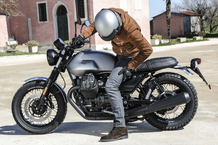 2018 Moto Guzzi V7 III Rough in White Plains, New York - Photo 9