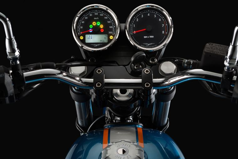 2018 Moto Guzzi V7 III Special ABS in Woodstock, Illinois