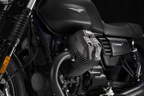 2018 Moto Guzzi V7 III Stone in Middleton, Wisconsin - Photo 4