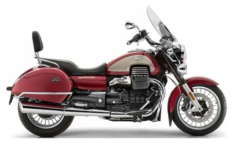2018 Moto Guzzi California 1400 Touring ABS in Greensboro, North Carolina
