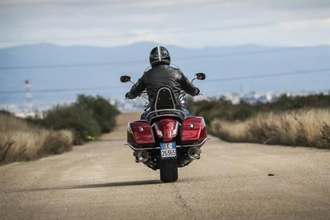 2018 Moto Guzzi California 1400 Touring ABS in Edwardsville, Illinois