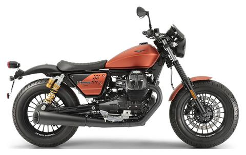 2019 Moto Guzzi V9 Bobber Sport in Edwardsville, Illinois - Photo 1