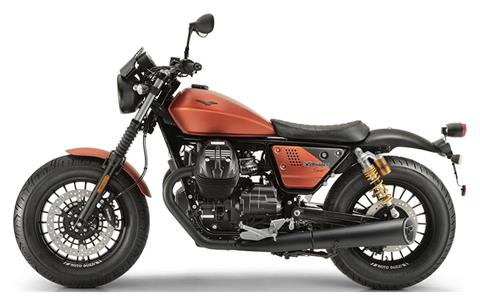 2019 Moto Guzzi V9 Bobber Sport in Edwardsville, Illinois - Photo 2