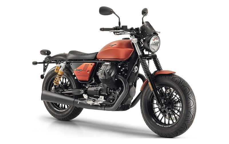 2019 Moto Guzzi V9 Bobber Sport in Edwardsville, Illinois - Photo 3