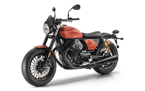 2019 Moto Guzzi V9 Bobber Sport in Edwardsville, Illinois - Photo 4