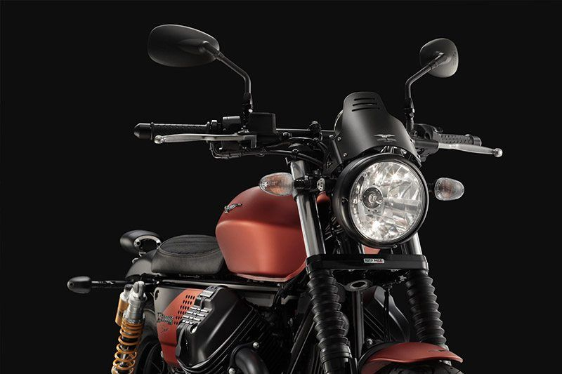 2019 Moto Guzzi V9 Bobber Sport in Edwardsville, Illinois - Photo 5