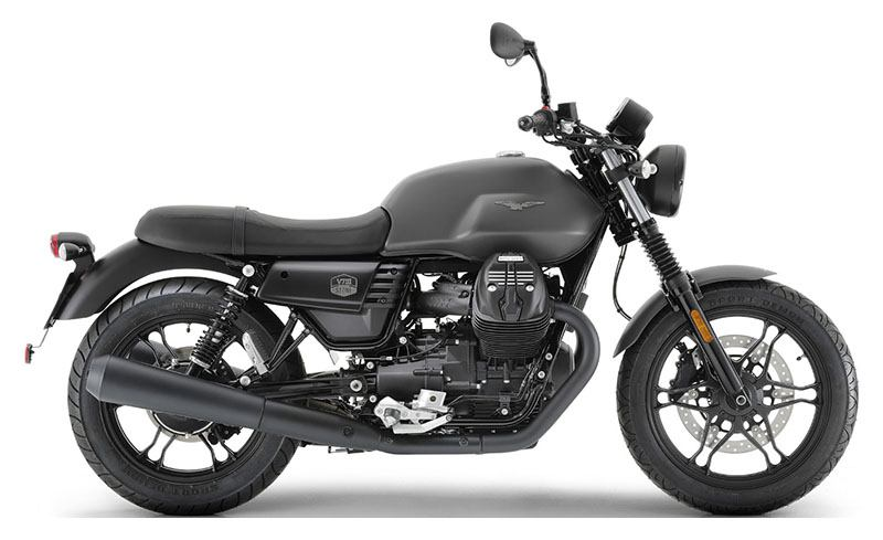 2019 Moto Guzzi V7 III Stone in Middleton, Wisconsin