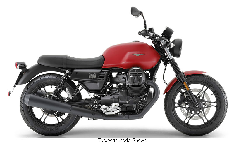 2019 Moto Guzzi V7 III Stone in Greensboro, North Carolina
