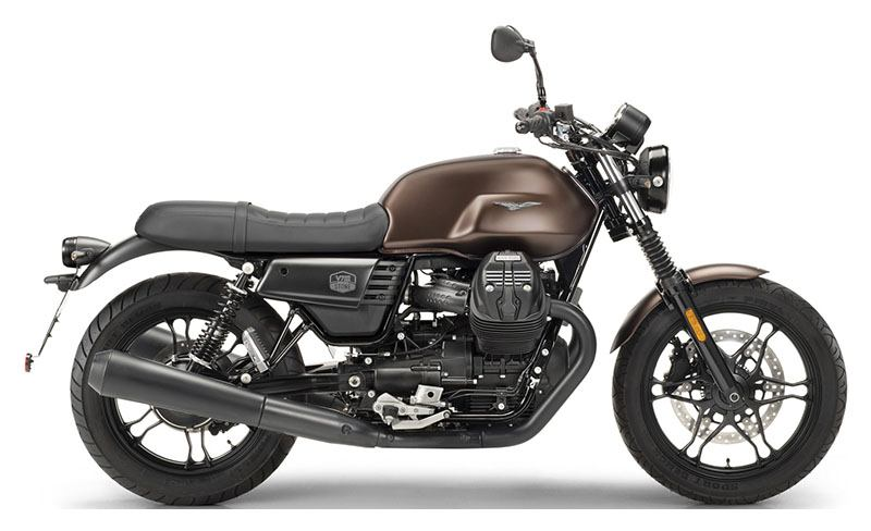 2019 Moto Guzzi V7 III Stone Night Pack in West Chester, Pennsylvania