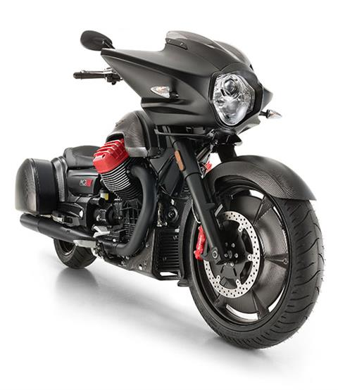 2020 Moto Guzzi MGX-21 in Ferndale, Washington - Photo 3