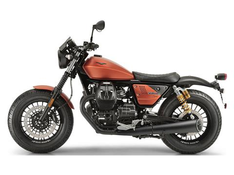 2020 Moto Guzzi V9 Bobber Sport in Fort Myers, Florida - Photo 2