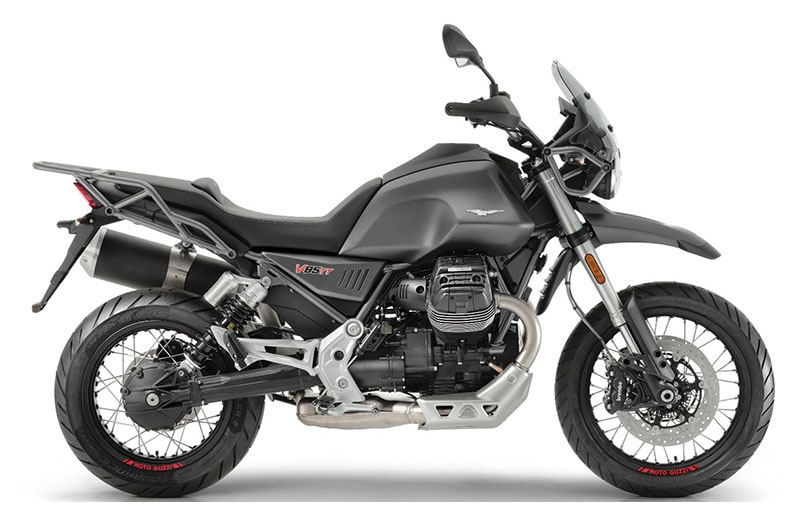 2020 Moto Guzzi V85 TT in San Jose, California