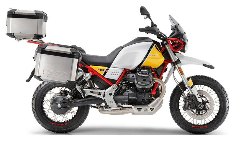 2020 Moto Guzzi V85 TT Adventure in Ferndale, Washington - Photo 1