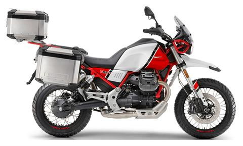 2020 Moto Guzzi V85 TT Adventure in Woodstock, Illinois