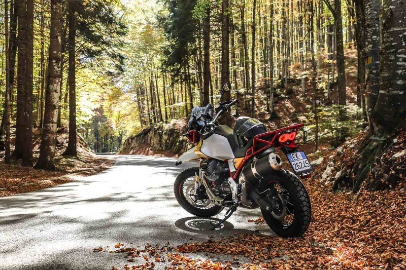 2020 Moto Guzzi V85 TT Adventure in Goshen, New York - Photo 12