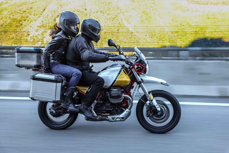 2020 Moto Guzzi V85 TT Adventure in Goshen, New York - Photo 16
