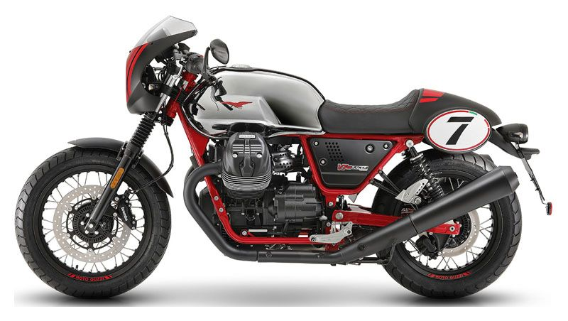 2020 Moto Guzzi V7 III Racer 10th Anniversary in Woodstock, Illinois - Photo 2