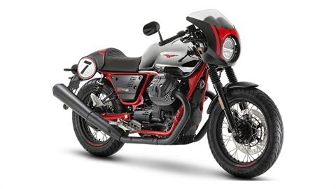 2020 Moto Guzzi V7 III Racer 10th Anniversary in Woodstock, Illinois - Photo 3