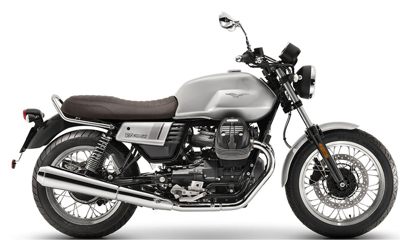 2020 Moto Guzzi V7 III Special in Ferndale, Washington