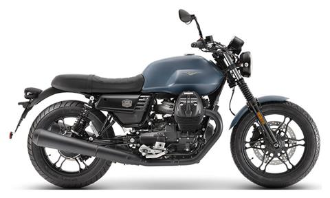 2020 Moto Guzzi V7 III Stone Night Pack in Plano, Texas