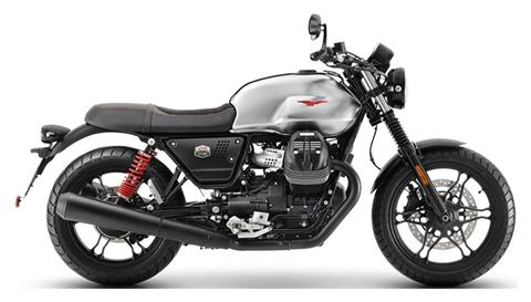 2020 Moto Guzzi V7 III Stone S in Woodstock, Illinois