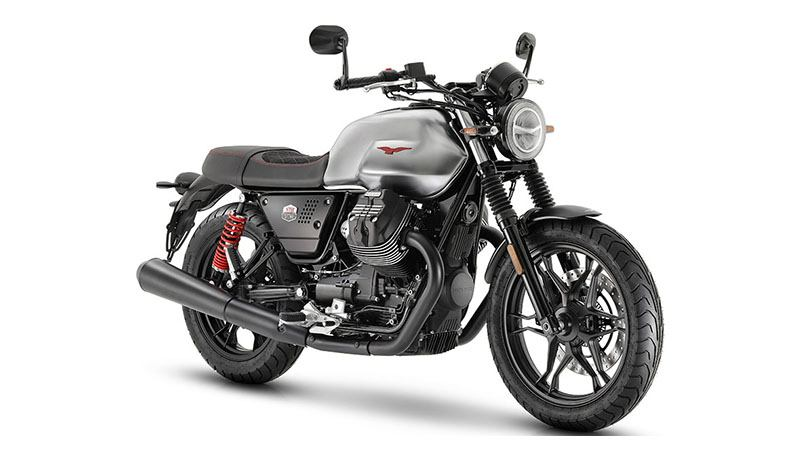 2020 Moto Guzzi V7 III Stone S in Edwardsville, Illinois - Photo 3