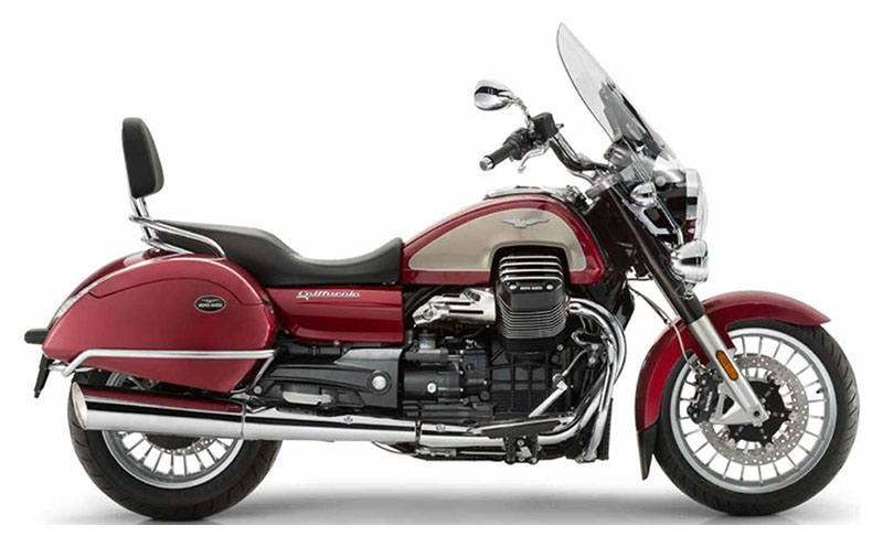 2020 Moto Guzzi California 1400 Touring ABS in Fort Myers, Florida - Photo 1