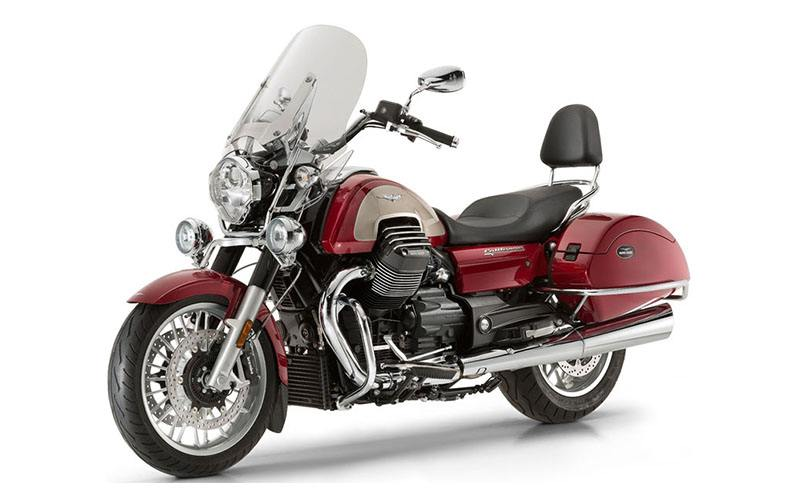 2020 Moto Guzzi California 1400 Touring ABS in Ferndale, Washington - Photo 4
