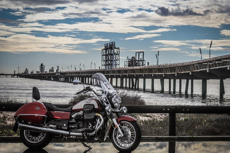 2020 Moto Guzzi California 1400 Touring ABS in Fort Myers, Florida - Photo 5
