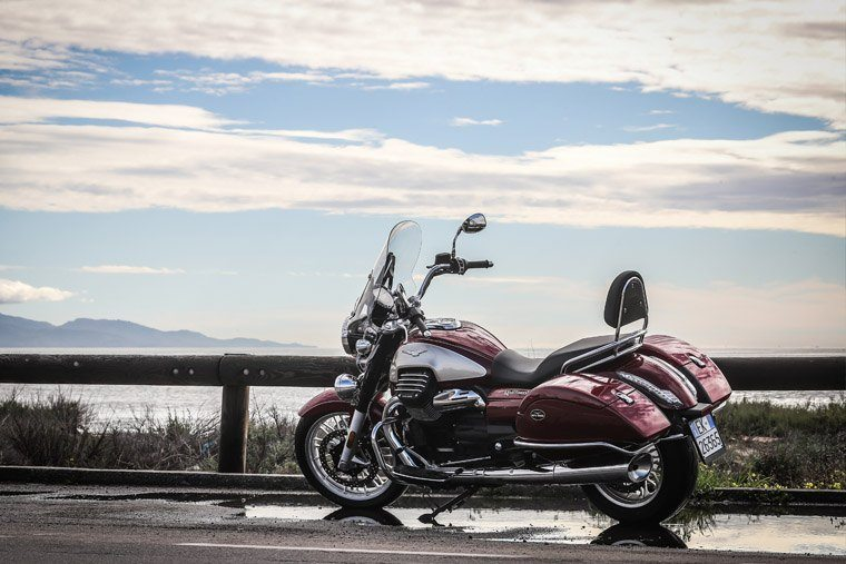 2020 Moto Guzzi California 1400 Touring ABS in Ferndale, Washington - Photo 6