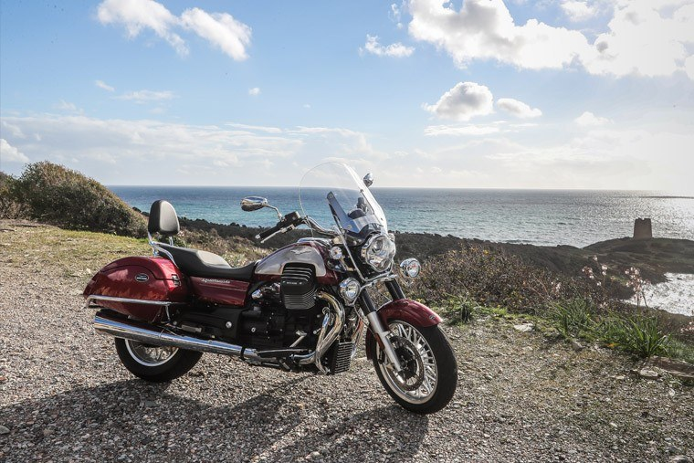 2020 Moto Guzzi California 1400 Touring ABS in Fort Myers, Florida - Photo 8