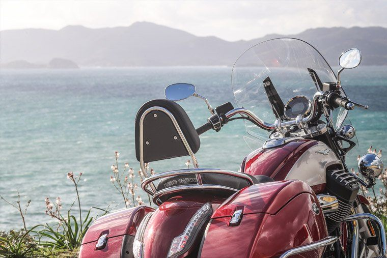 2020 Moto Guzzi California 1400 Touring ABS in Fort Myers, Florida - Photo 11