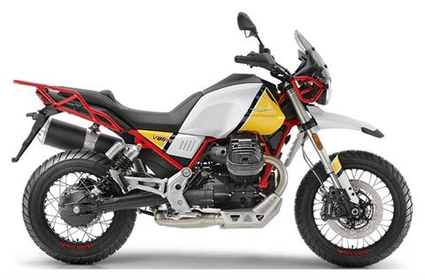 2020 Moto Guzzi V85 TT Adventure in Middleton, Wisconsin - Photo 1