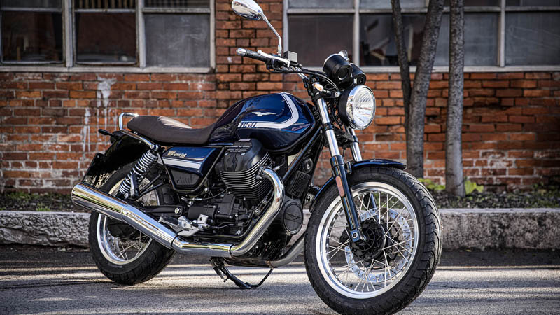2021 Moto Guzzi V7 Special E5 in Mount Sterling, Kentucky - Photo 12